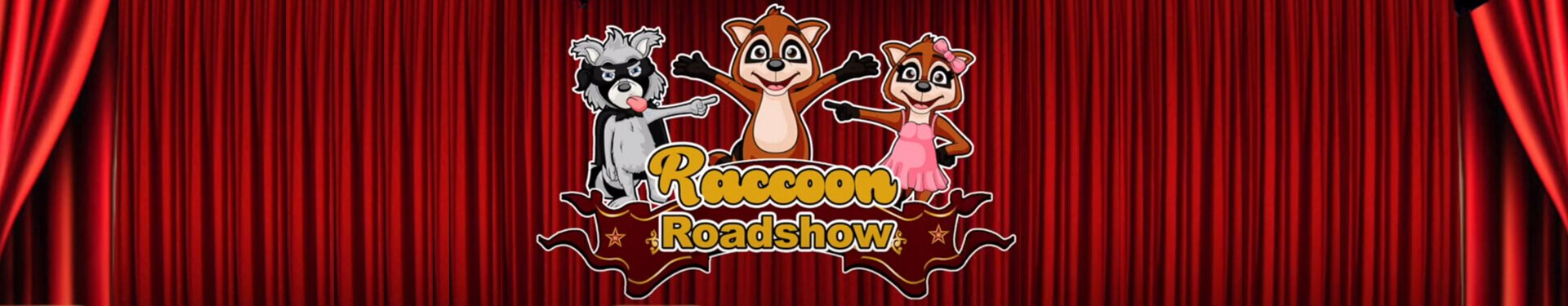 racoon roadshow event
